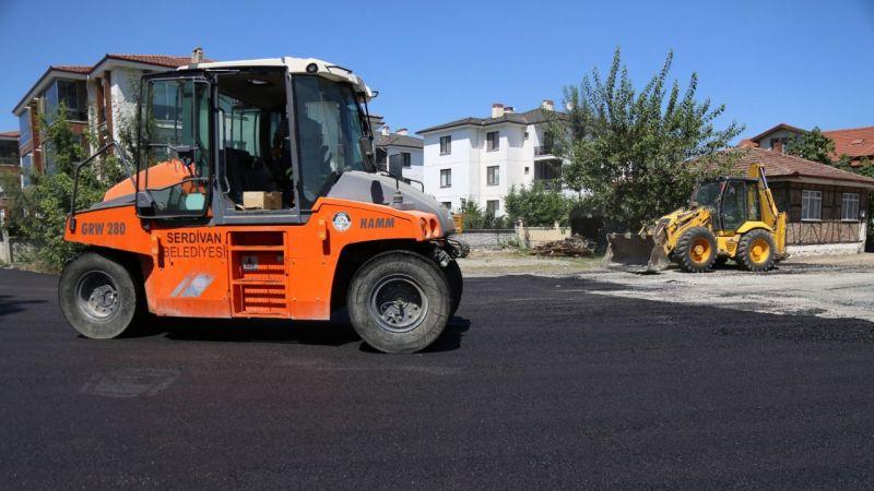 Plevne Caddesi yenilendi