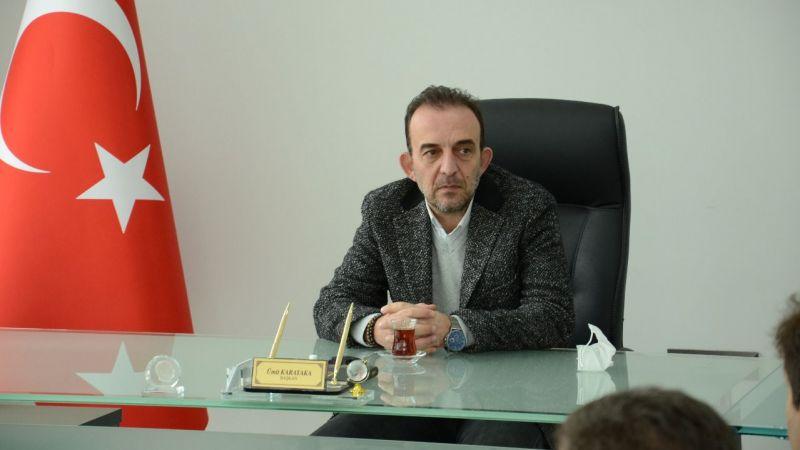 SASİAD Başkanı Karayaka'dan 17 Ağustos mesajı