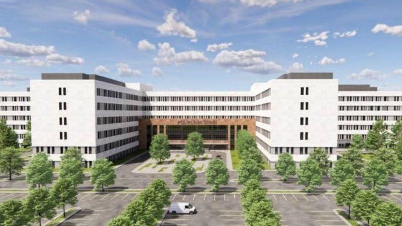 Bin yataklı hastanenin ihalesi sonuçlandı