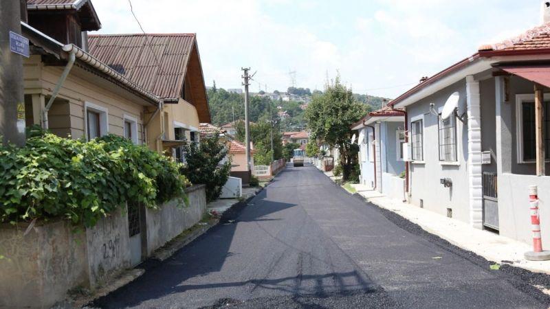 14 Sokak modernize edilecek