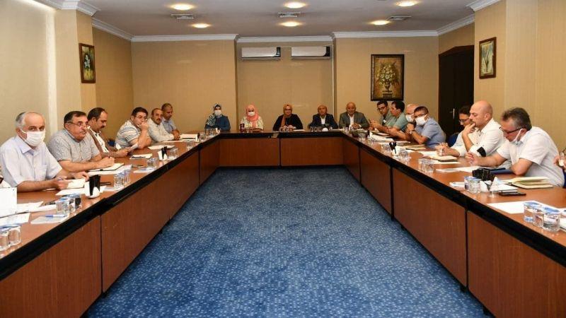 Müdürler Akyazı'da toplandı