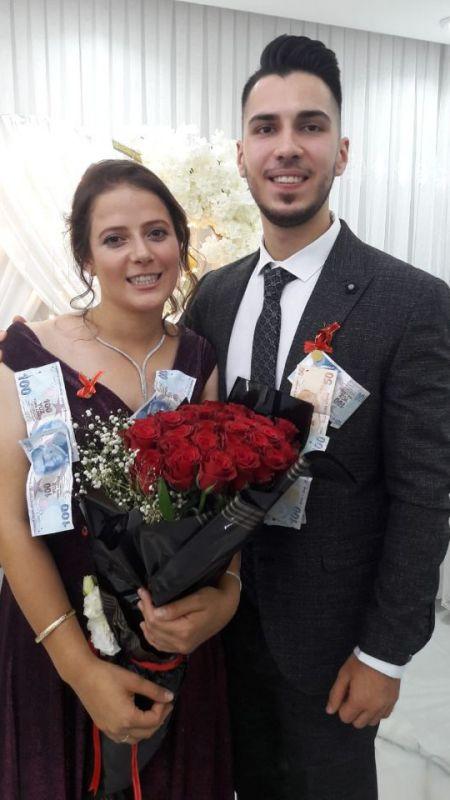 Oğuzhan ile İlknur evleniyor
