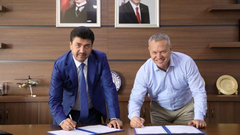 İş birliği protokolüne imza attılar