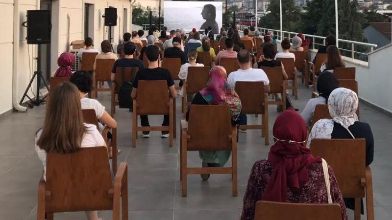 Ödüllü film Serdivan'da izleyiciyle buluştu