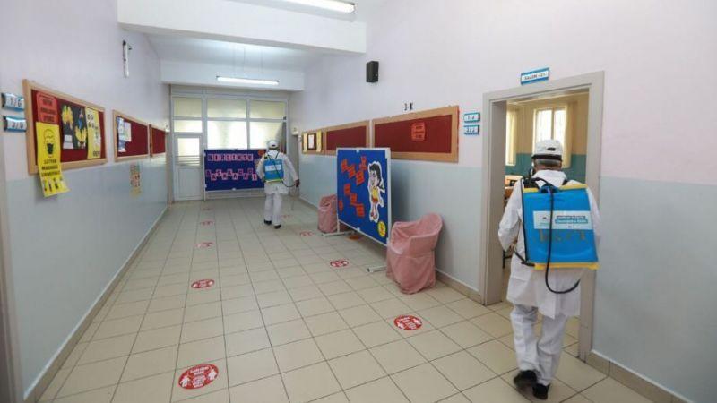 Atatürk İlkokulu'nda yeni dönem heyecanı