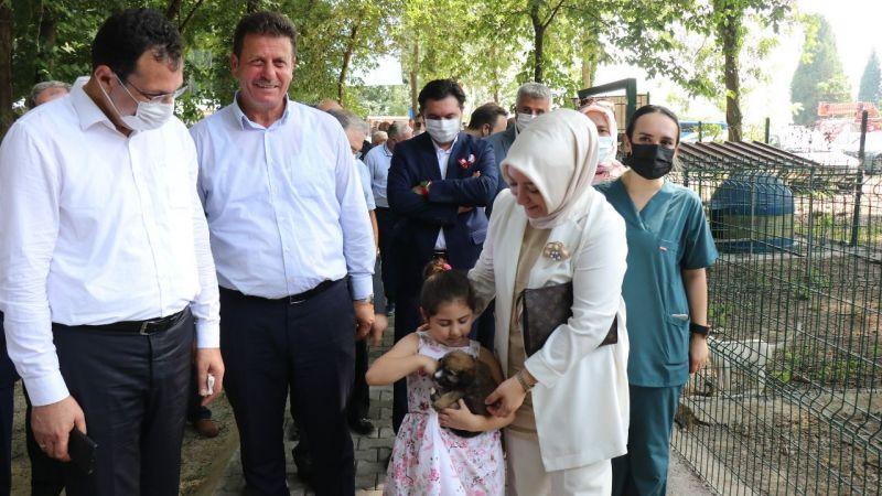 Akyazı'da sokak hayvanlarına yeni merkez