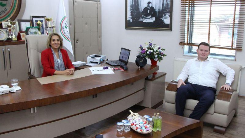 MHP'li Bülbül'den Yıldız'a ziyaret