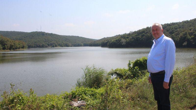 Göllerin çevresine sosyal alanlar yapılacak