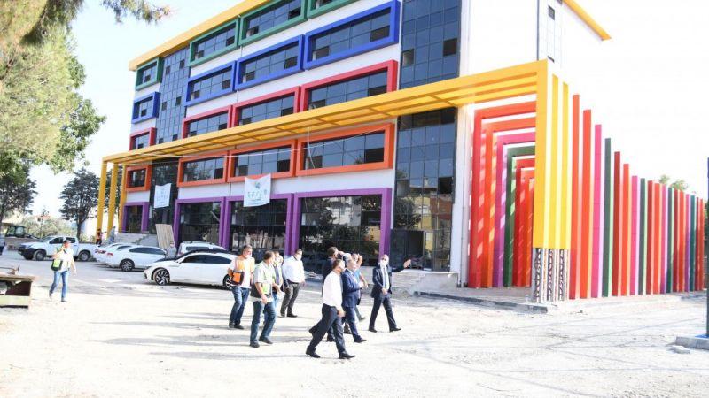 Sakarya İlkokulu ilk öğrencilerine kapılarını açacak