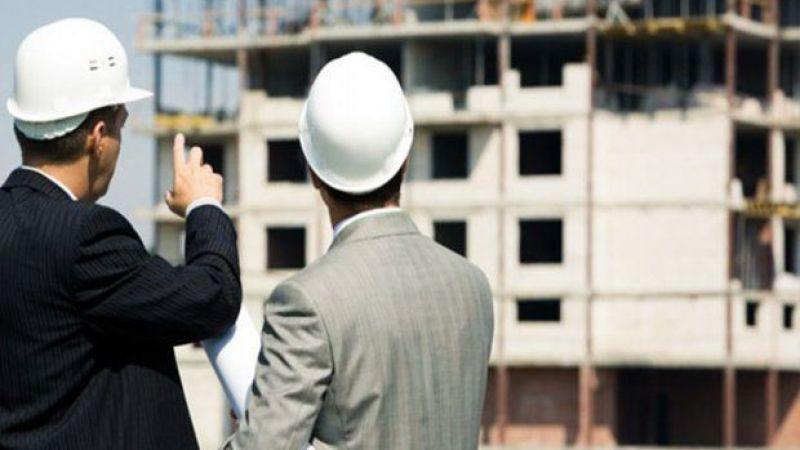 2 Eylül'de inşaatlar duruyor