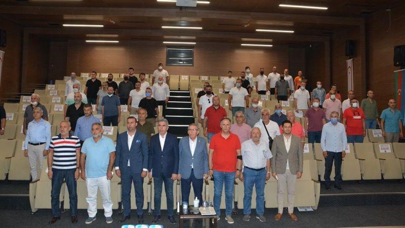 Hendekspor yönetimi görev dağılımı yaptı