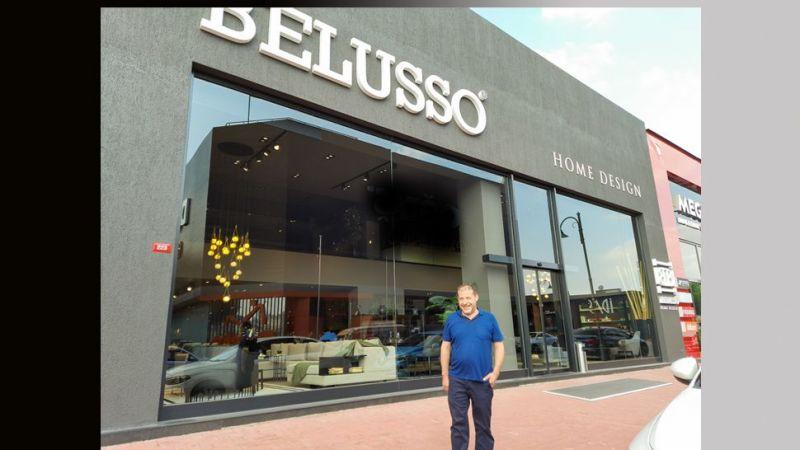 Karaman'dan İstanbul'a uzanan başarı öyküsü 'Belusso Mobilya'