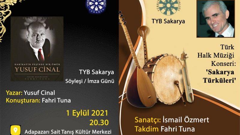 TYB'den iki etkinlik birden