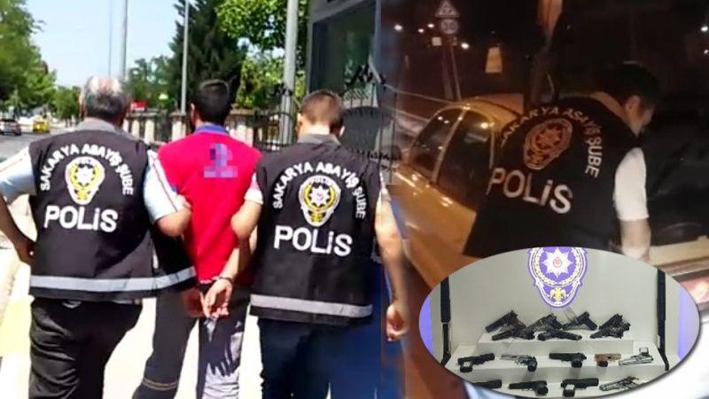 Bin 868 kişi yakalandı, 53 kişi tutuklandı