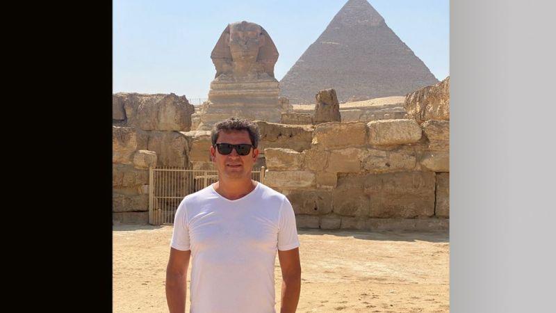 Olimpiyat Hakemi Kobaş, Mısır'da