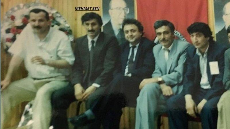 Mehmet Şen vefat etti