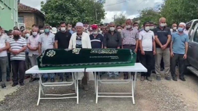 Kazada can vermişti Kaynarca'da defnedildi