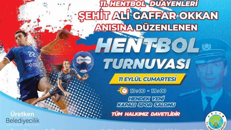 Gaffar Okkan adına turnuva düzenlenecek