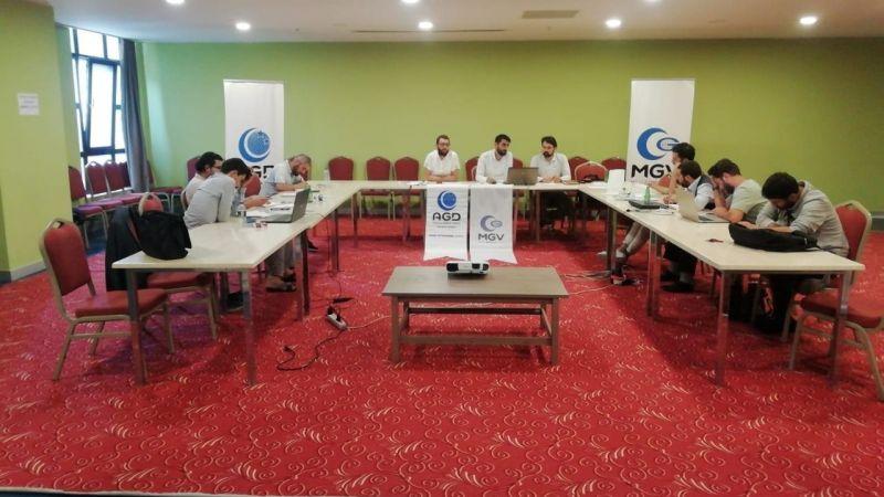 AGD'den Taraklı'da planlama toplantısı