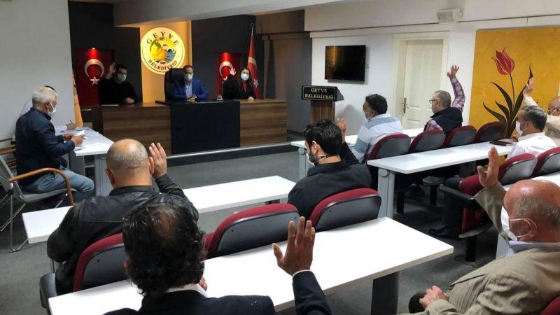 Geyve Belediyesi zam yapmama kararı aldı