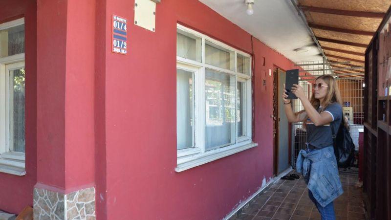 Hendek'te dış kapı numaralarına dikkat