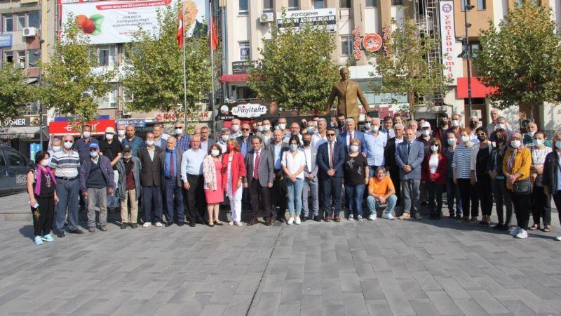 CHP kuruluşunun 98'inci yılını kutladı