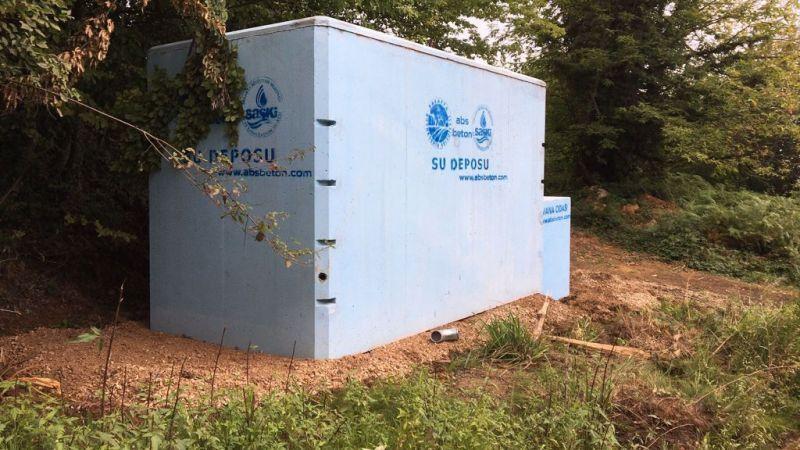 SASKİ'den şehre yeni su depoları