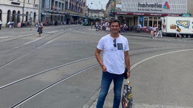 Kobaş, İsviçre'de Başhakem olarak görev yapacak