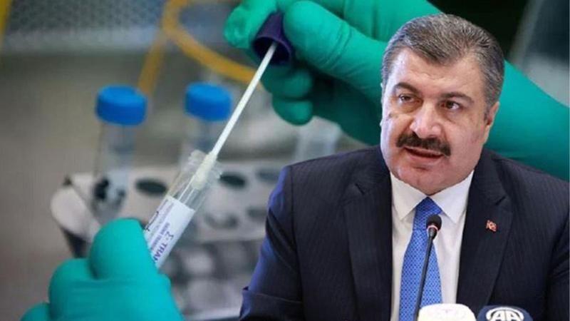 PCR testi için velinin onayı alınacak
