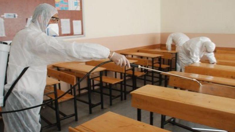 Akyazı'da 5 sınıf karantinada