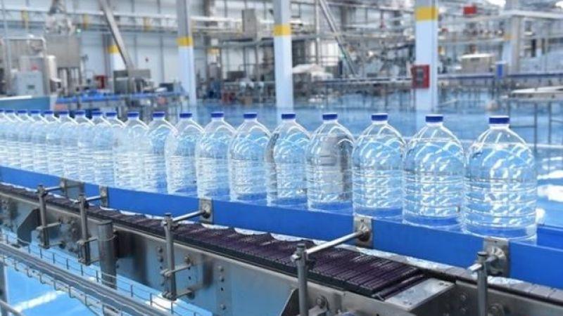 Su fabrikasının malları icradan satılık
