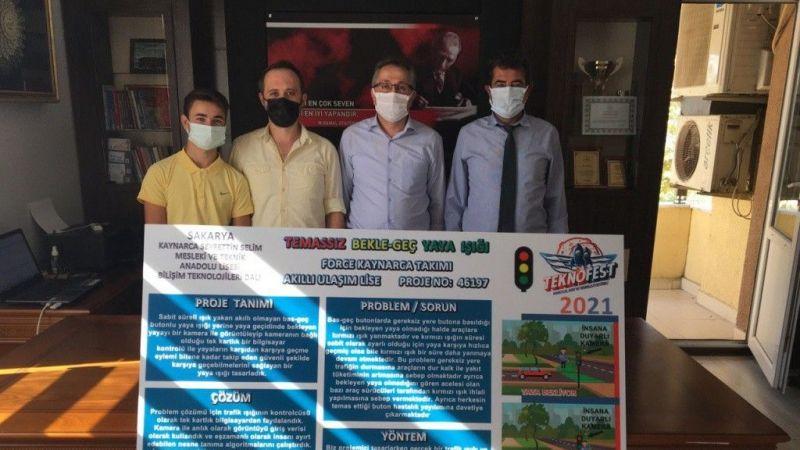Kaynarcalı öğrenciler Sakarya'yı temsil edecek
