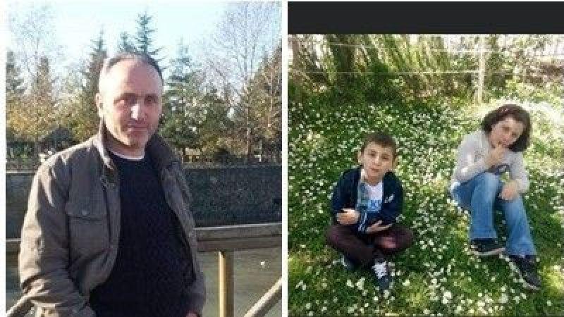 Baba ve çocukları Trabzon'da defnedilecek