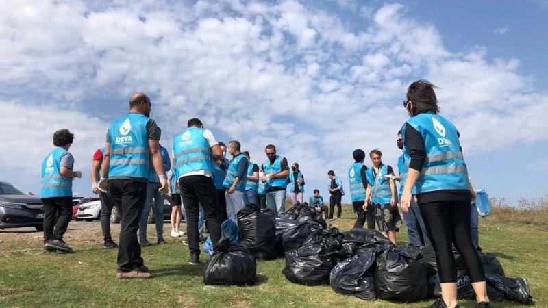 DEVA Partililer Kırantepe'yi temizledi