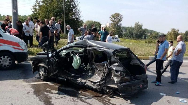 O kazada bir kişi vefat etti