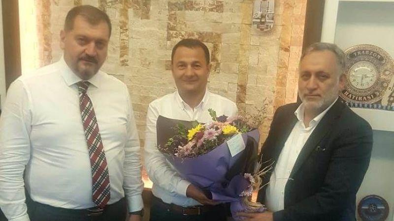 Ahde Vefa'da başkan değişti