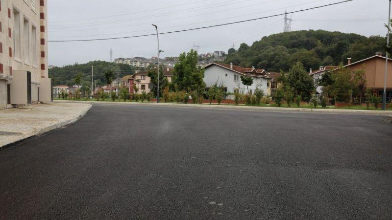 Serdivan'da 6 sokak yenilendi