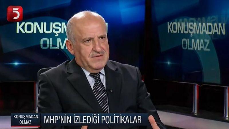 Nazif Okumuş MHP'den ihraç edildi