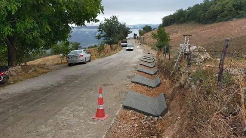 Taraklı Avdan'da kanal çalışması tamamlandı