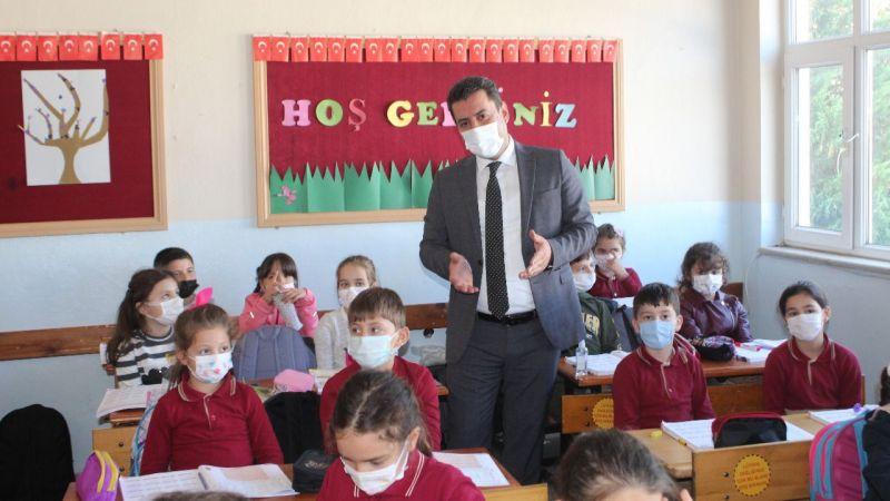 Milli Eğitim Müdürü Ferizli'deydi
