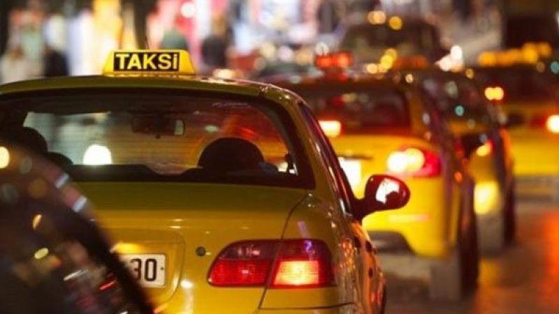 Taksiler müşteri reddemeyecek