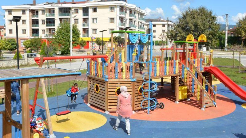 Alparslan Türkeş Parkı, mahalleye hayat kattı