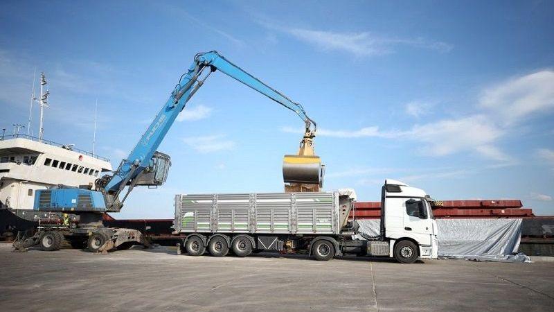 Hedef; 1 milyon ton kargo