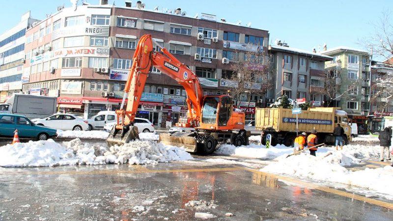 Büyükşehir 3000 ton tuz alıyor