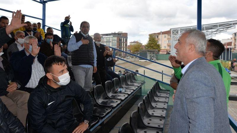 Babaoğlu: Hendek sporun merkezidir