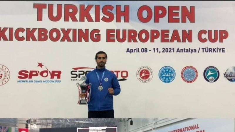 Büyükşehir'in sporcusu İtalya'da yarışacak