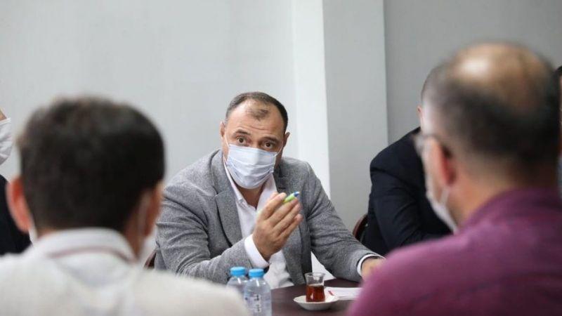 Vali Kaldırım'dan toplantı talimatı