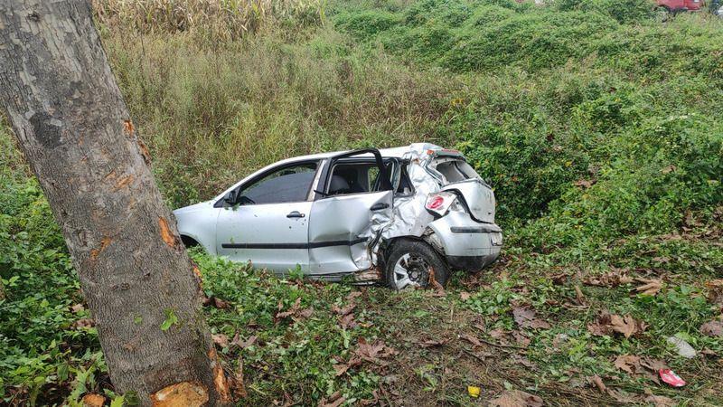 Karasu yolunda feci kaza: 4 yaralı