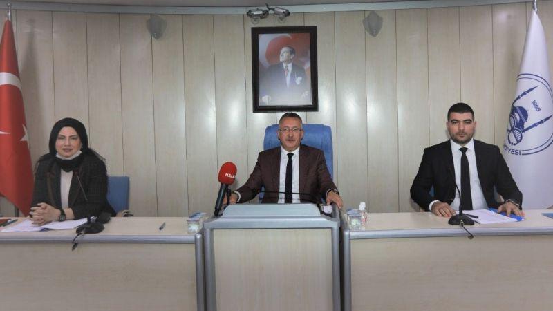 Adapazarı'nın bütçesi 287 milyon lira