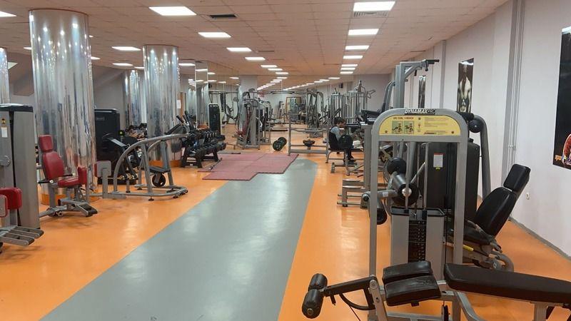 SUBÜ Fitnes yeniden açılıyor